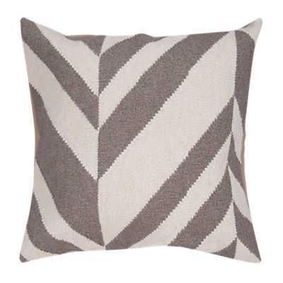 Picture of Fallon Stripe Pillow, Slate