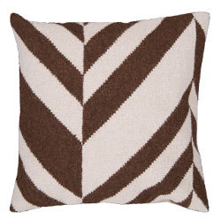 Surya Fallon Stripe Pillow