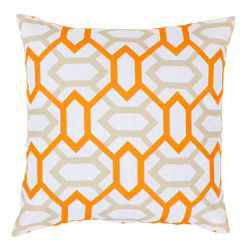 Surya Geometry Pillow