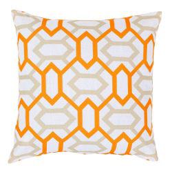 Surya Geometry Pillow