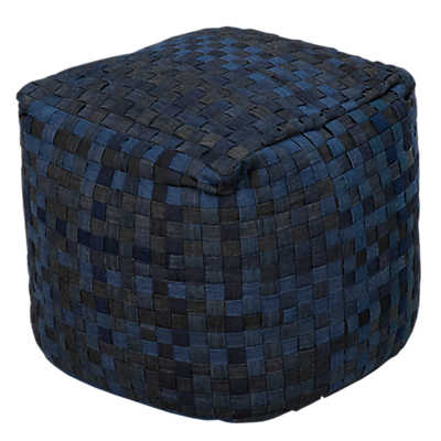 Picture of Basketweave Pouf