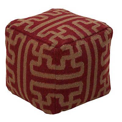 Picture of Maze Pouf