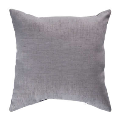 Picture of Solid Pillow, Slate
