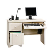Picture of Bayside Single-Pedestal Computer Desk
