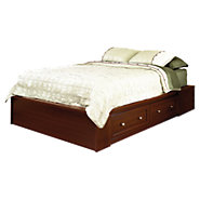 Picture of Palladia Queen Platform Storage Bed