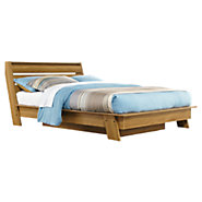 Picture of Soft Modern Queen Platform Bed