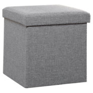 Picture of Soft Modern Storage Ottoman