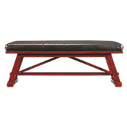 Picture of Bajan Bed End Bench