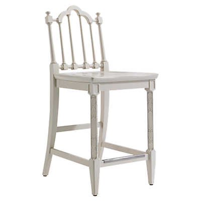 Picture of Charleston Regency Chippendale Counter Stool