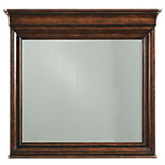 Picture of Louis Philippe Landscape Mirror