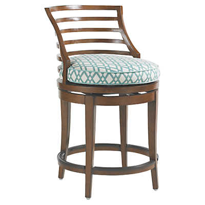 Picture of Ocean Club Pacifica Swivel Counter Stool
