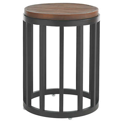 Picture of Ocean Club Pacifica Accent Table with Weatherstone Top