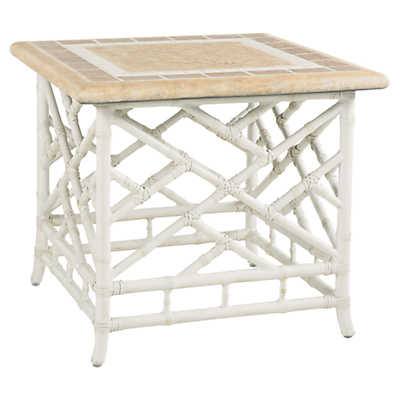 Picture of Island Estate Hamptons Square End Table