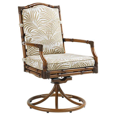 Picture of Island Estate Veranda Swivel Rocker Dining Chair