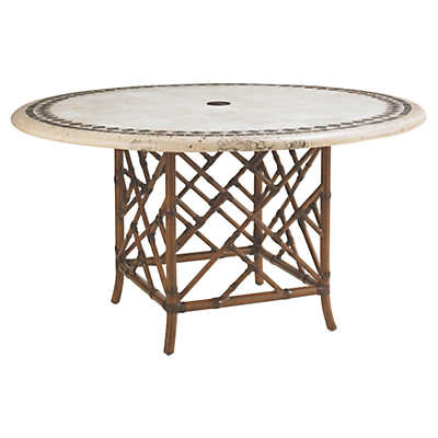 Picture of Island Estate Veranda 54 inch Dining Table