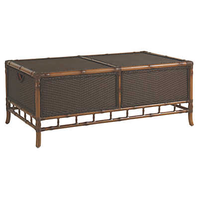 Picture of Island Estate Veranda Trunk Cocktail Table