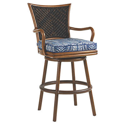 Picture of Island Estate Lanai Swivel Bar Stool