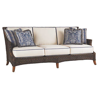 Picture of Island Estate Lanai Sofa with Boxed Edge Cushions