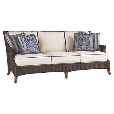 Picture of Island Estate Lanai Sofa with Boxed Edge Cushions