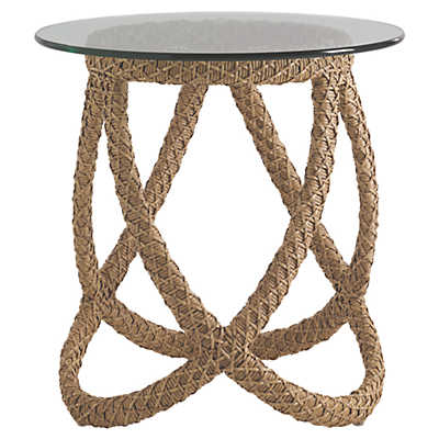 Picture of Aviano End Table with Glass Top