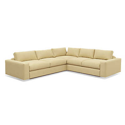 "Picture of Jackson 114"" Corner Sectional"