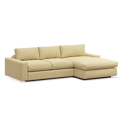 """Picture of Jackson 104"""" Sofa with Chaise"""