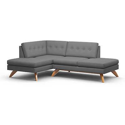 Picture of Luna Double Bumper Loft Sofa