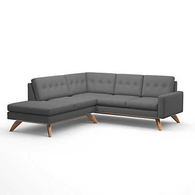 Picture of Luna Sectional Sofa with Bumper
