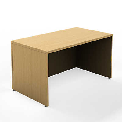 "Picture of Currency 60"" Rectangle Desk"