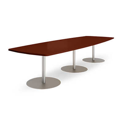 Picture of Groupwork 144in Boat Shaped Conference Table