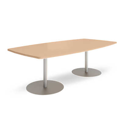 Picture of Groupwork 96in Boat Shaped Conference Table
