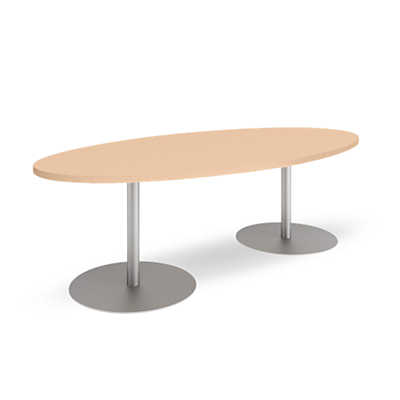 Picture of Groupwork 96in Oval Conference Table