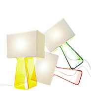 Picture of Tube Top Color Table Lamp