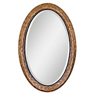 Picture of Capiz Oval Vanity Mirror