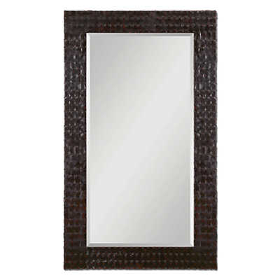 Picture of Ballinger Dark Brown Mirror