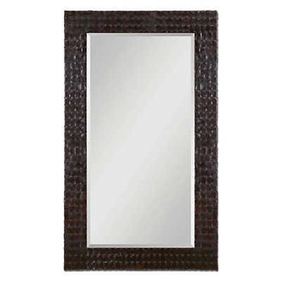 Picture of Ballinger Dark Brown Mirror
