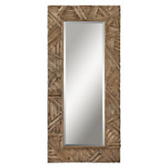 Picture of Tehama Light Walnut Mirror
