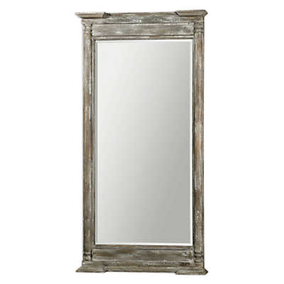 Picture of Valcellina Wooden Leaner Mirror