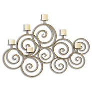 Picture of Fabricia Metal Candle Sconce