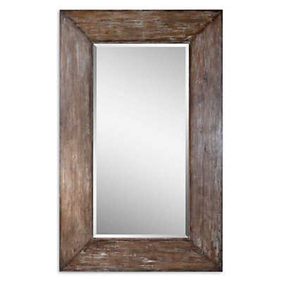Picture of Langford Large Wood Mirror