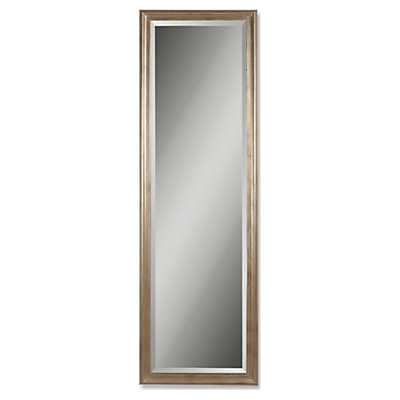 Picture of Petite Hekman Antique Silver Mirror