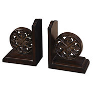 Picture of Chakra Distressed Bookends, Set of 2