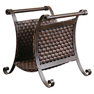 Picture of Brunella Dark Mocha Magazine Holder