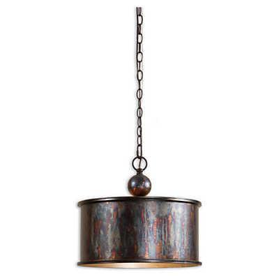 Picture of Albiano 1 Light Oxidized Bronze Pendant