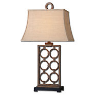Picture of Dardenne Bronze Table Lamp