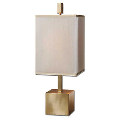 Picture of Flannigan Brass Accent Lamp