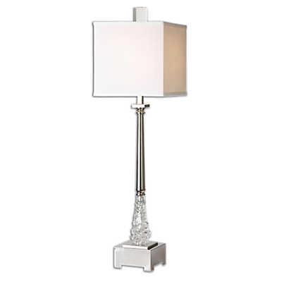Picture of Venarotta Polished Nickel Lamp