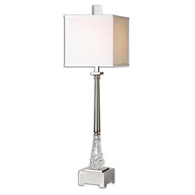 Picture of Venarotta Polished Nickel Lamp