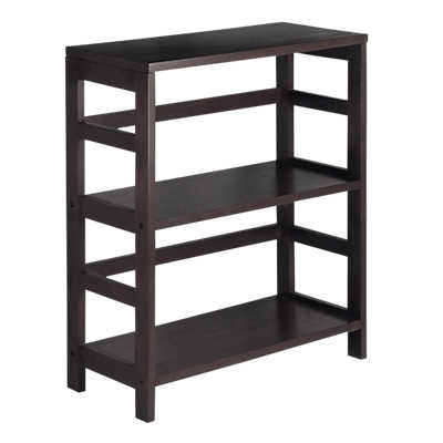 Picture of Brainerd 2-Tier Wide Bookshelf