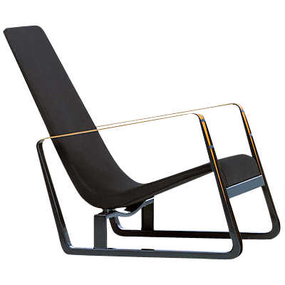 Picture of Cite Chair, Black Frame